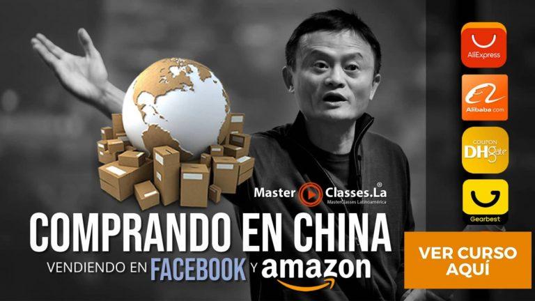 comprando en china vendiendo en amazon